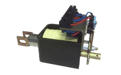 Électroaimant carré ou rectangulaire Tirant ou poussant suivant demande