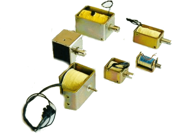 Electroaimant série EM carré ou rectangulaire