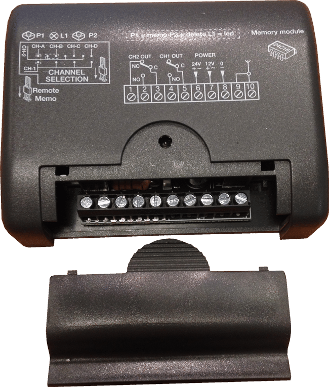 Émetteur récepteur