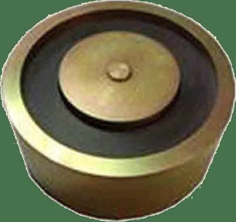 Ventouse à rupture ronde électromagnétique