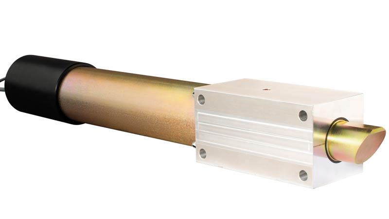 VA20, verrou électro-magnétique VA20 capable de sécuriser 20 tonnes conçu et réalisé par la société PERJES