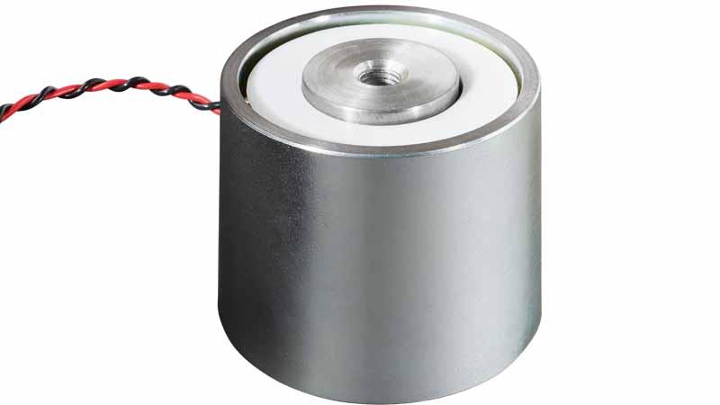 Ventouse à émission ronde électromagnétique à émission de courant