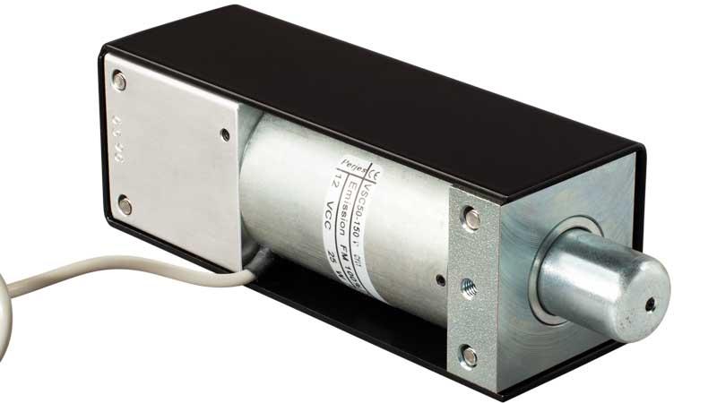 Fabricant de systèmes de verrouillage électromagnétique e Verrou électromagnétique, rupture VSCP 50-150, fabricant verrouillage
