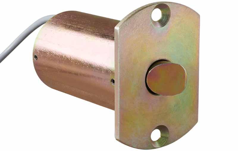Fabricant de systèmes de verrouillage électromagnétique et Verrou électromagnétique. Emission VSR 40-55