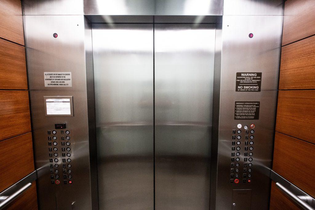 vitesse ascenseur
